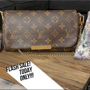 LOUIS  VUITTON FAVORITE PM WEEKEND SALE!